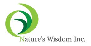 Nature's Wisdom Inc.