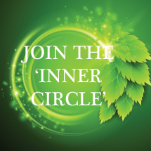 JOIN THE 'INNER CIRCLE'
